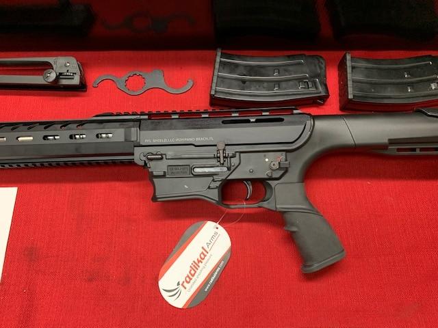 Radikal Arms MKX-3 TACTICAL SHOTGUN 12GA RADIKAL ARMS