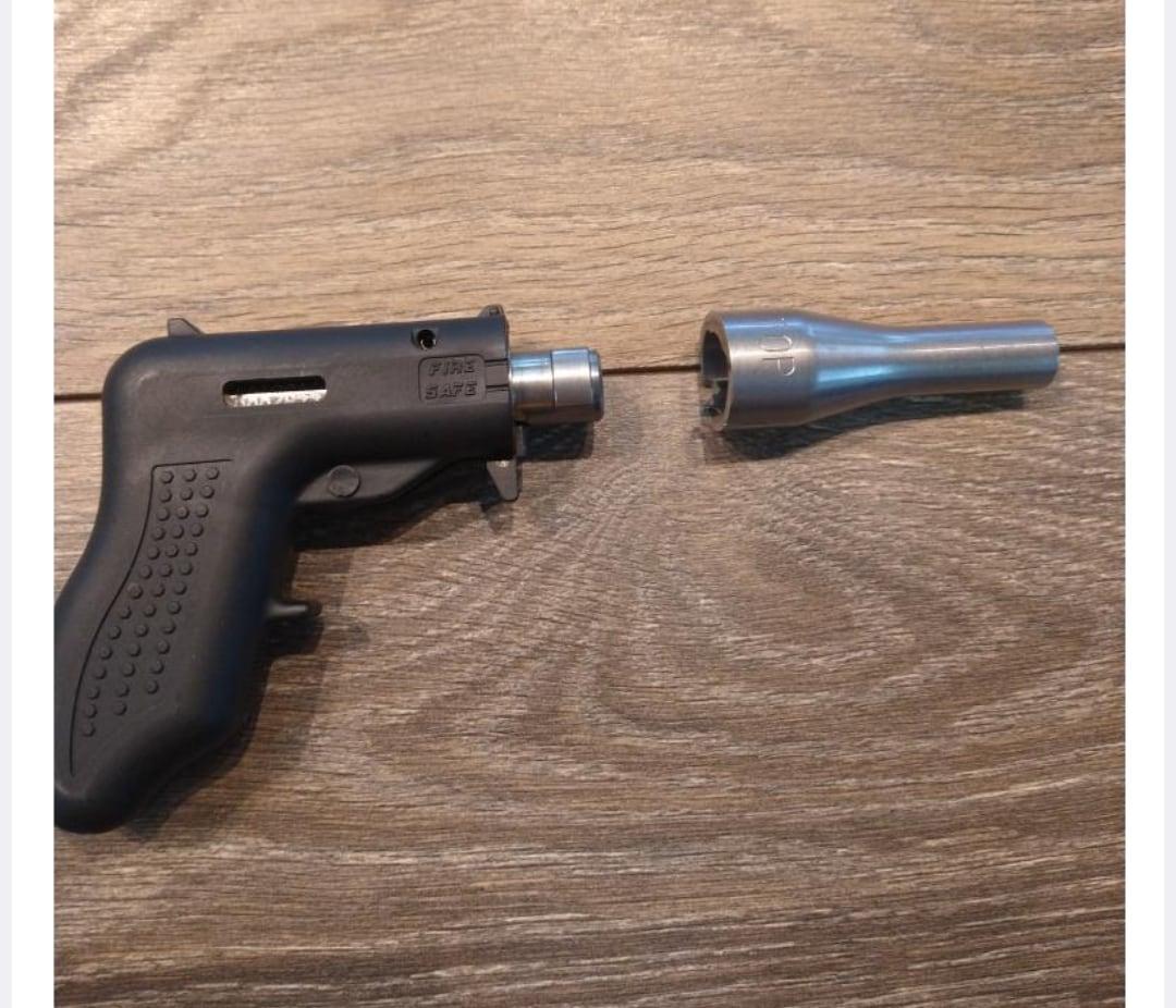 ALTOR ALTOR Pistol 9mm Single Shot Handgun