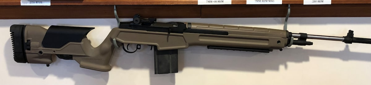 SPRINGFIELD ARMORY M1A NATIONAL MATCH