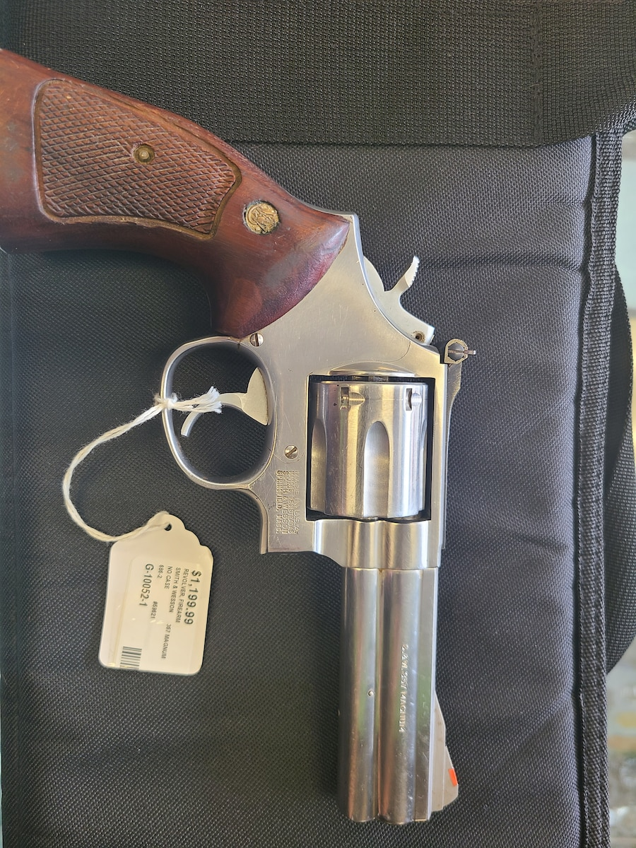 SMITH & WESSON 686-2