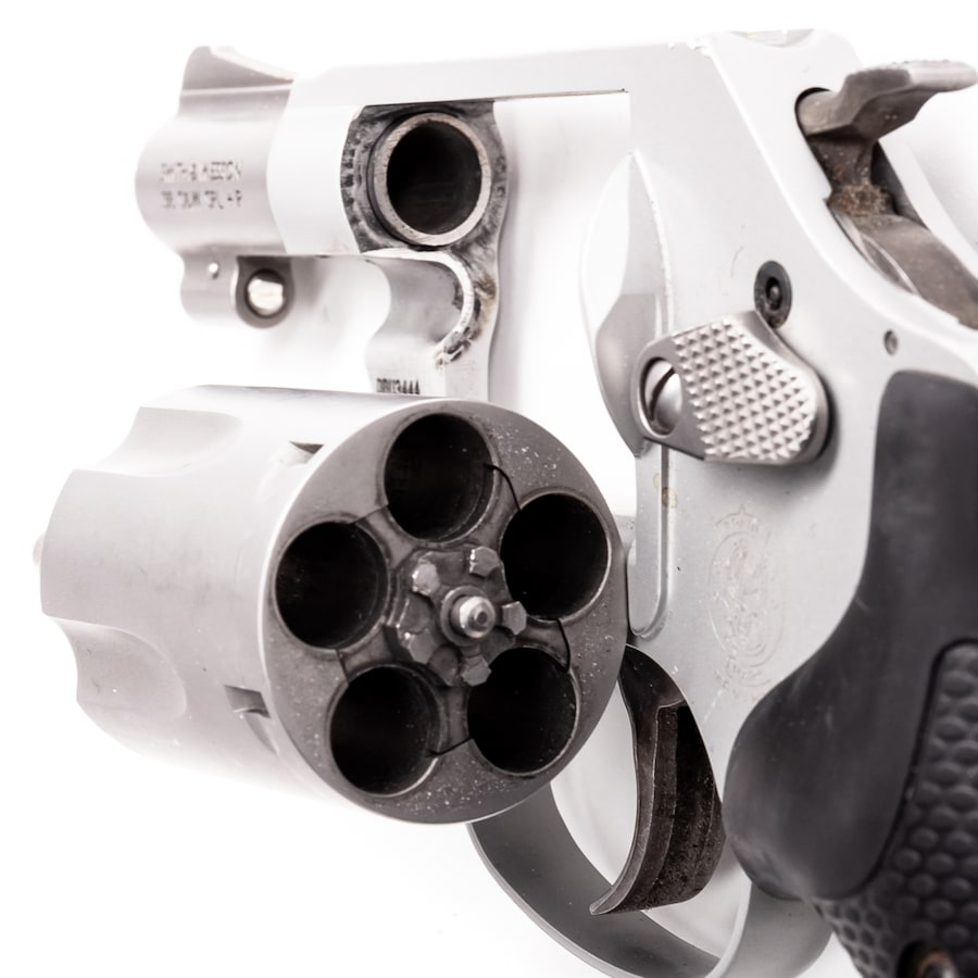 SMITH & WESSON 637-2 AIRWEIGHT