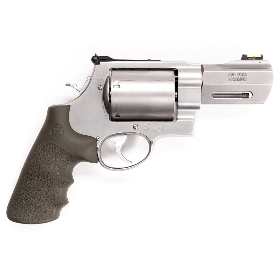 SMITH & WESSON MODEL 460 PERFORMANCE CENTER