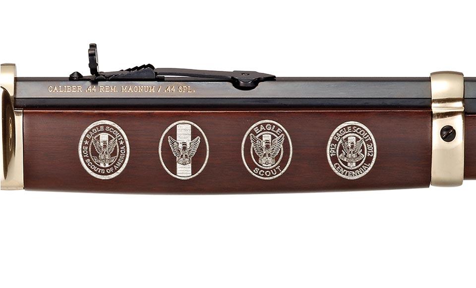 HENRY H006ES Eagle Scout Centennial Tribute Edition
