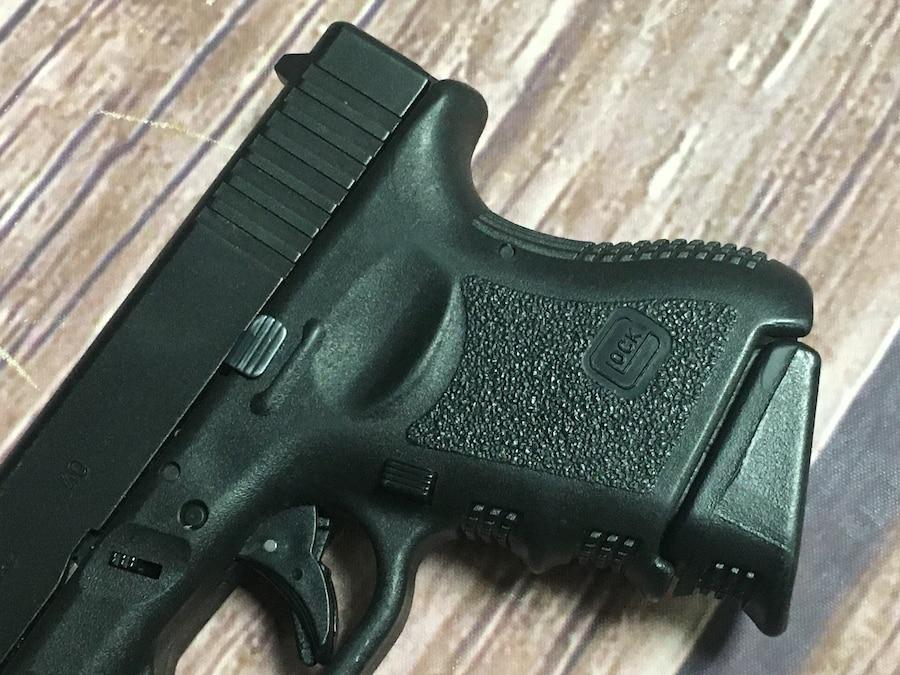 GLOCK 27 G27 Gen 3 With holster