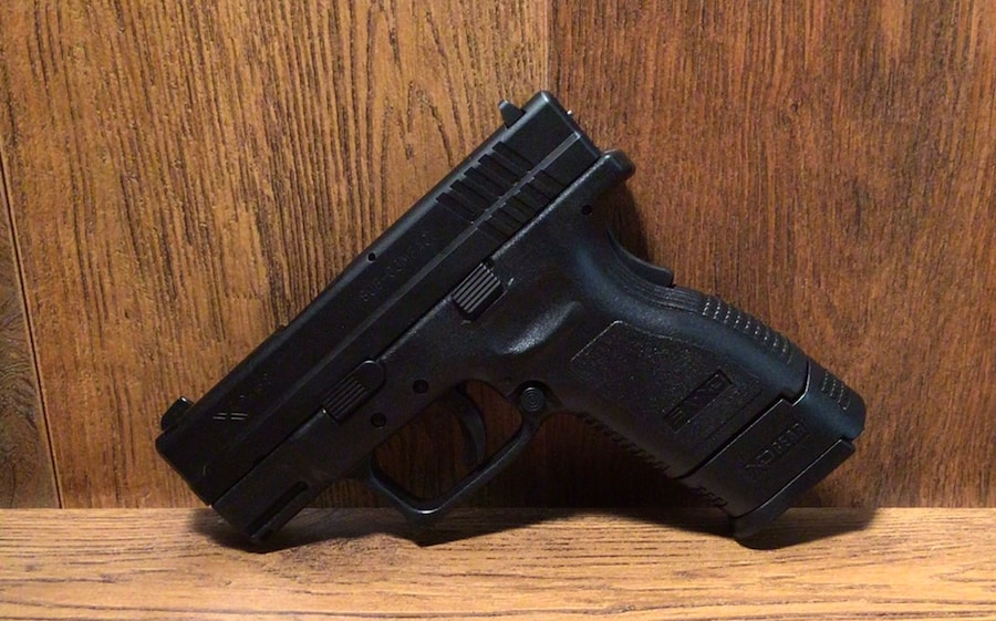 SPRINGFIELD ARMORY XD9 Sub-Compact
