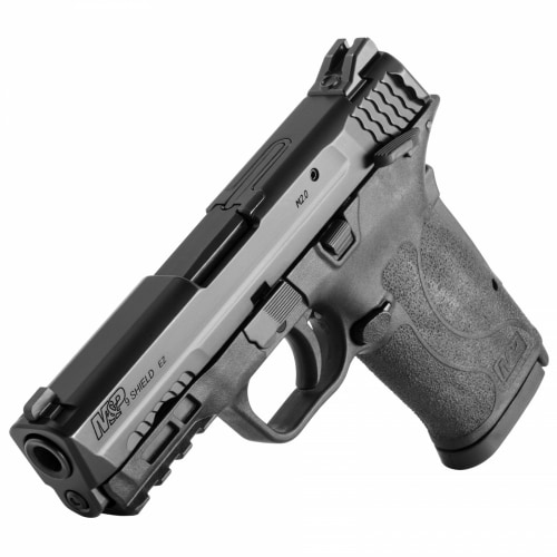 SMITH & WESSON M&P9 SHIELD EZ W/ MANUAL THUMB SAFETY ~ 12436