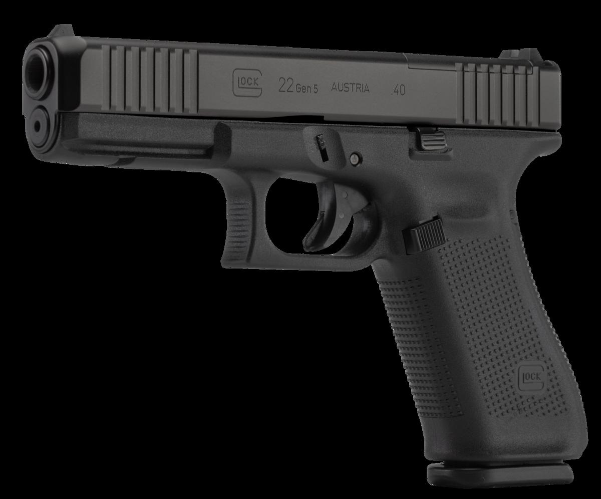 Glock G22 Gen5 MOS