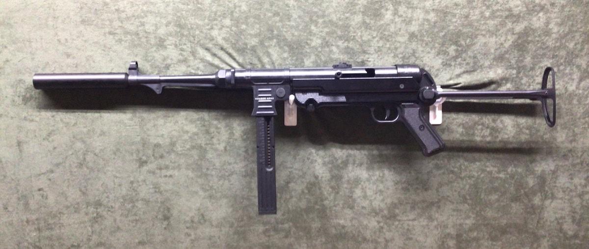 MAUSER Mause MP-40 Carbine 22LR