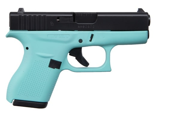 GLOCK Glock 42 Robins Egg Blue