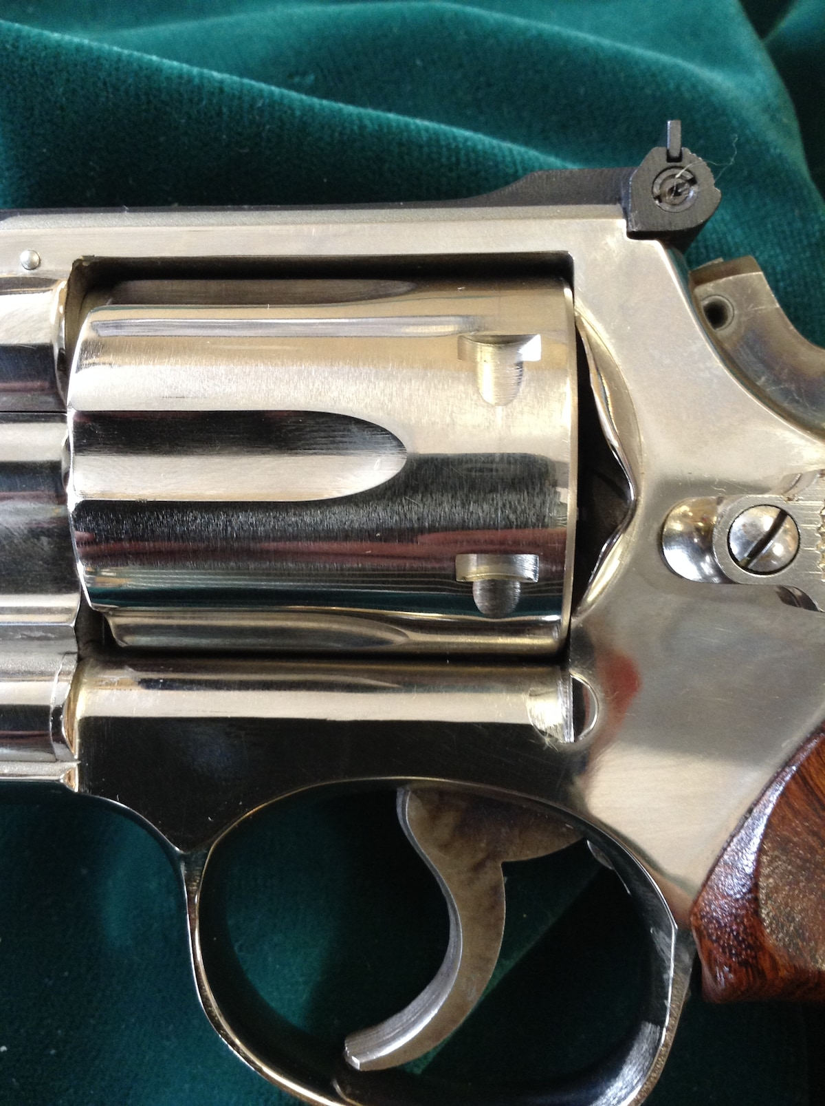 SMITH & WESSON 19-3