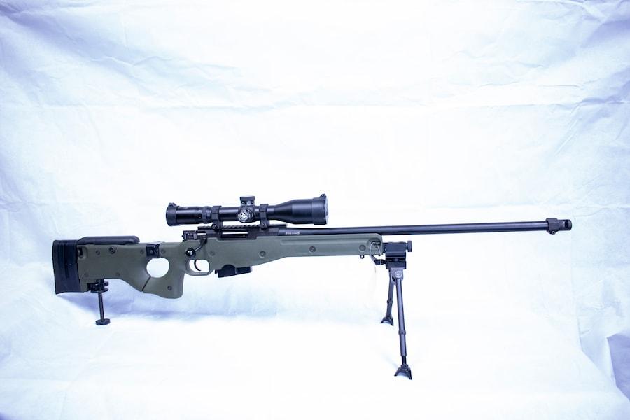 ACCURACY INTERNATIONAL L118A2