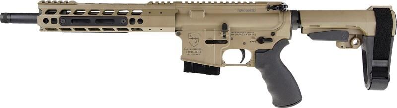 ALEXANDER ARMS LLC PHI-65-DE-ST