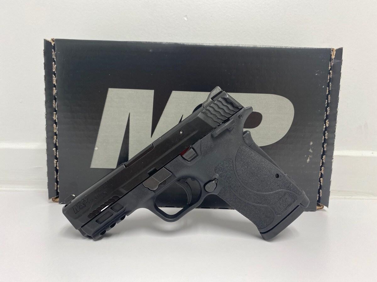 SMITH & WESSON M&P Shield EZ 9mm