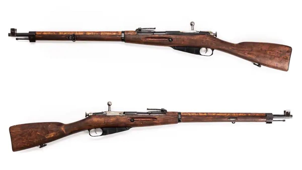 finish sako rifles
