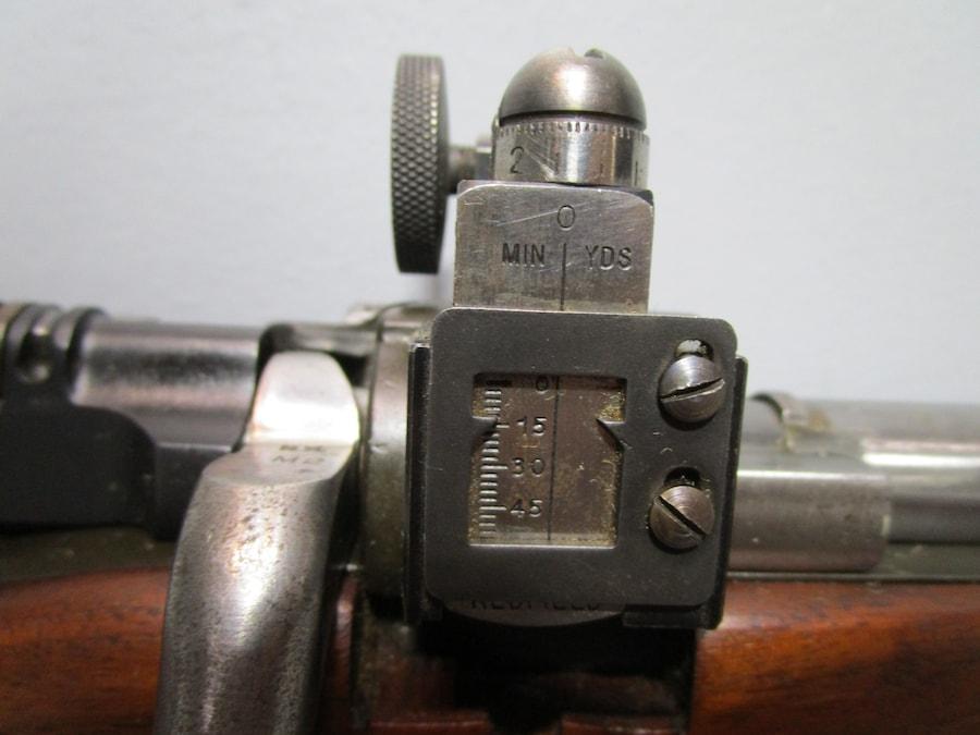 SPRINGFIELD MODEL OF 1922 MKII