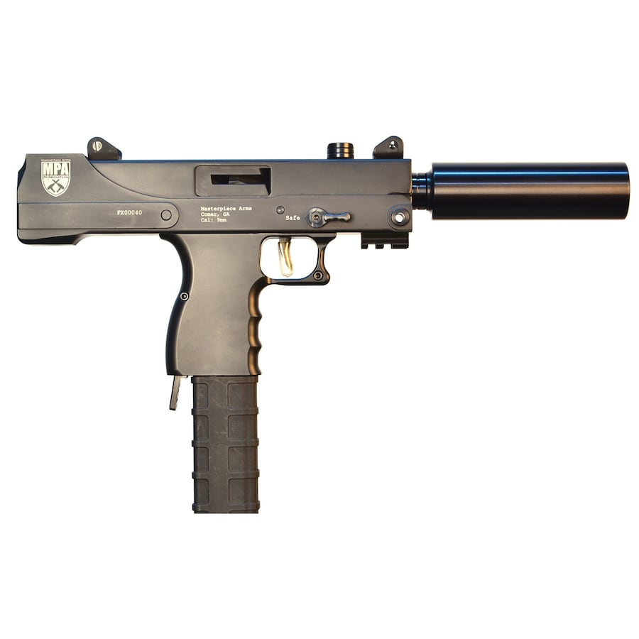 MASTERPIECE ARMS 30T DEFENDER PISTOL - MPA30T