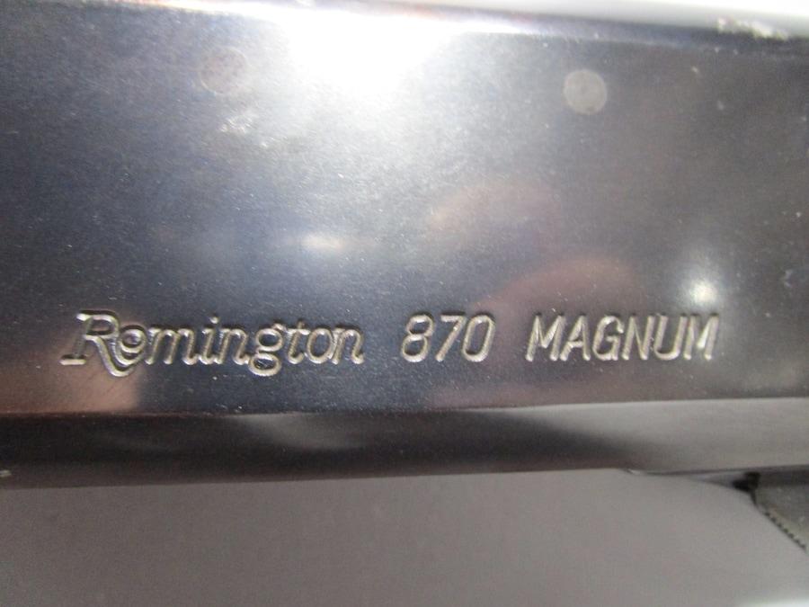 REMINGTON 870 WINGMASTER MAGNUM