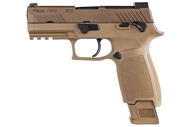 SIG SAUER P320 M18 9mm