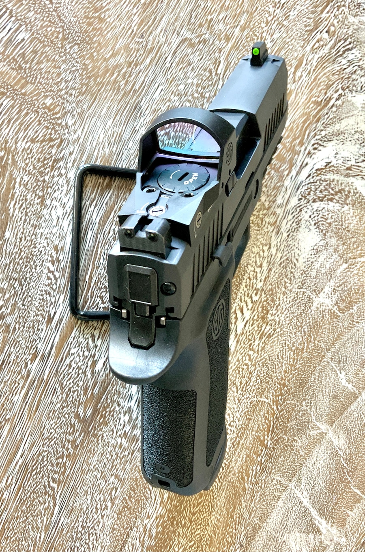 SIG SAUER P320 RXP XCOMPACT with romeo1pro xray3 suppressor sights