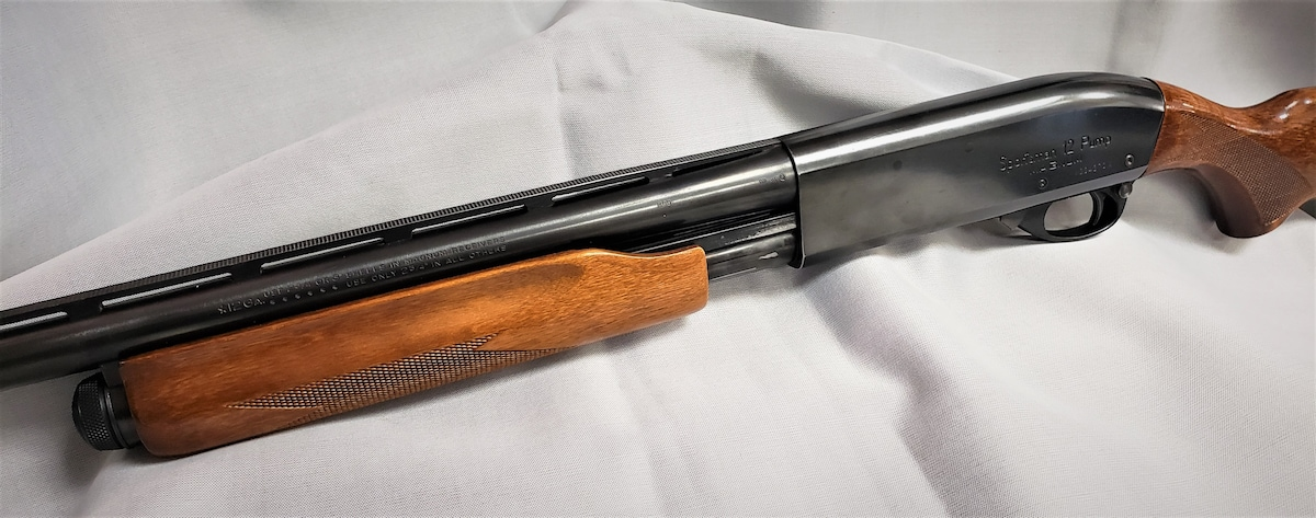 REMINGTON ARMS COMPANY, INC. Sportsman 12 Pump MAGNUM
