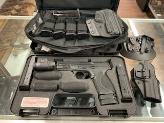 SMITH & WESSON M&P9 2.0 COMPACT