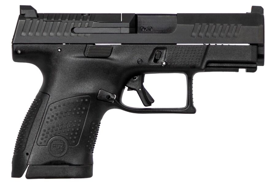 """CZ-USA CZ 05170 P-10 USA Sub-Compact Optics Ready 9mm Luger 3.50"""" 10+1"""