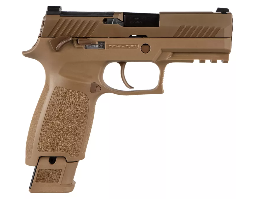 SIG Sig Sauer P320 M18 COMMEMORATIVE LIMITED EDITION