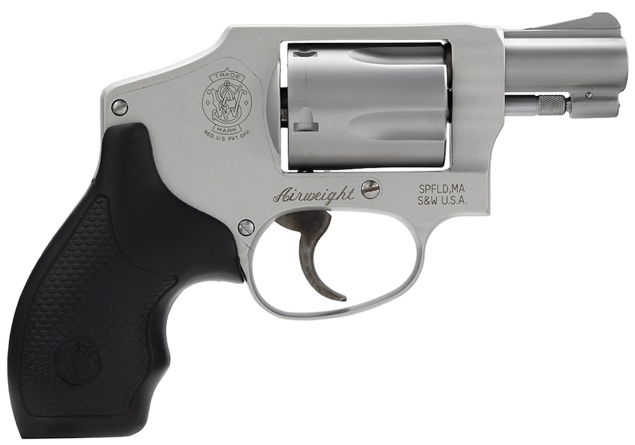 SMITH & WESSON 163810 642 Airweight 38 S&W Spl +P
