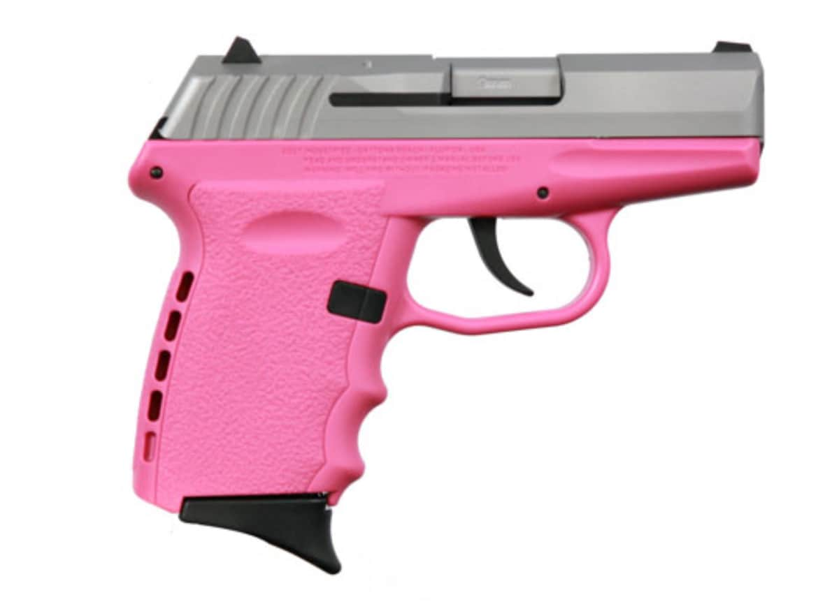 SCCY CPX-2-TT Pink