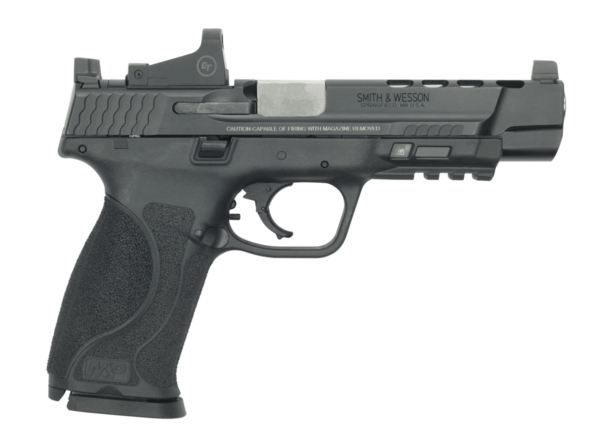 SMITH & WESSON M&P M2.0 9mm Performance Center