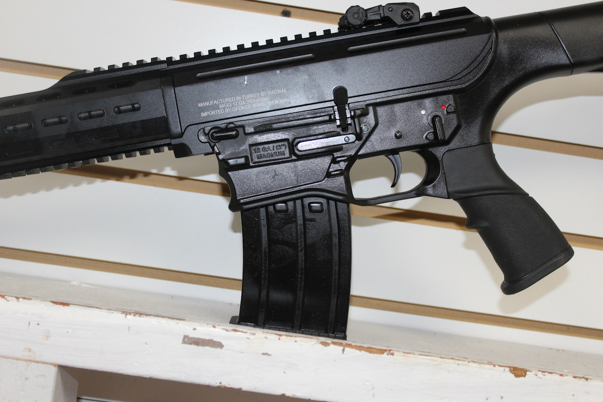 G FORCE ARMS gf25