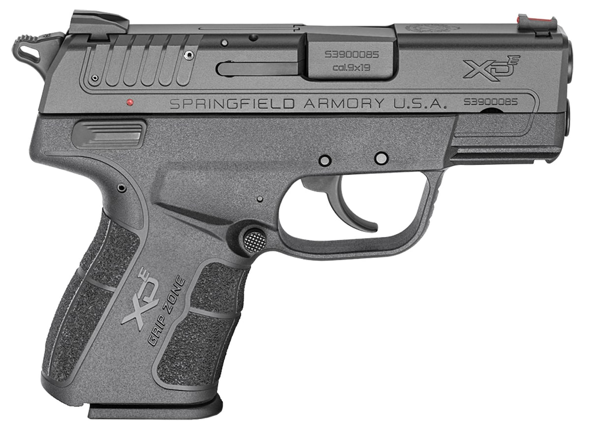 SPRINGFIELD ARMORY XDE9339BE XD-E 9mm