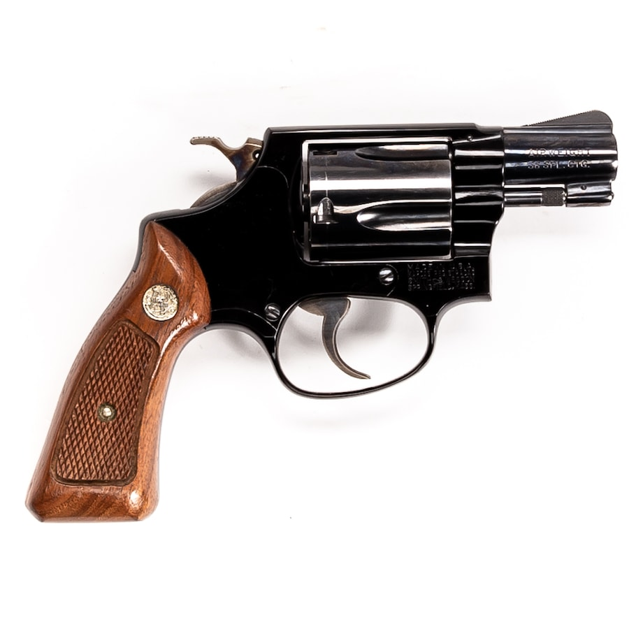 SMITH & WESSON MODEL 37 AIRWEIGHT