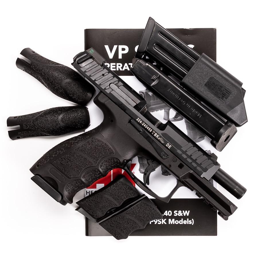 H&K VP9