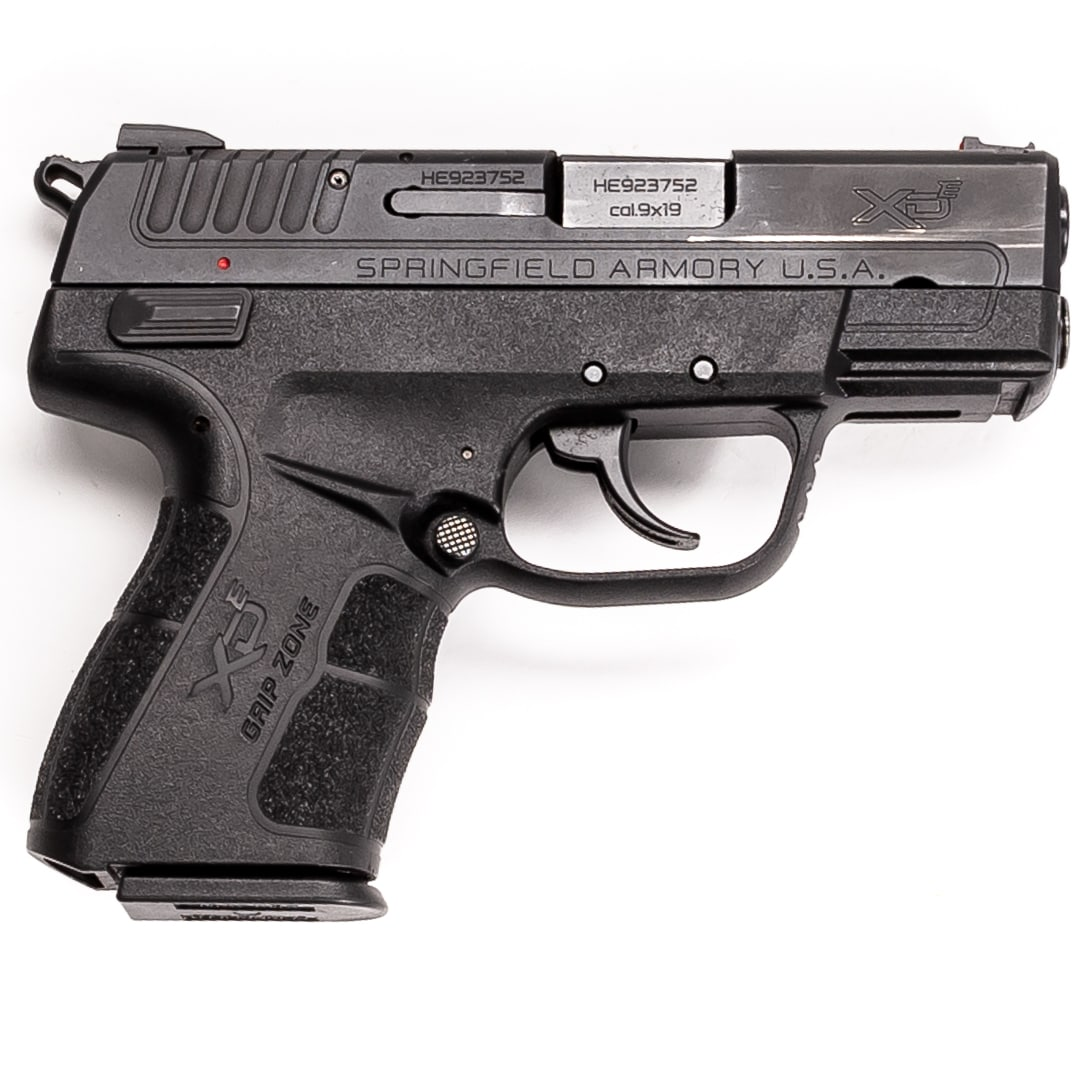 SPRINGFIELD ARMORY XDE 3.3