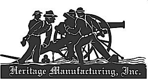 HERITAGE MFG. BK22CH2USFLAG Barkeep 22 LR Case Hardened Steel Frame American