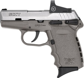 SCCY INDUSTRIES CPX-1TTSGRD W/CRIMSON TRACE CTS-1500