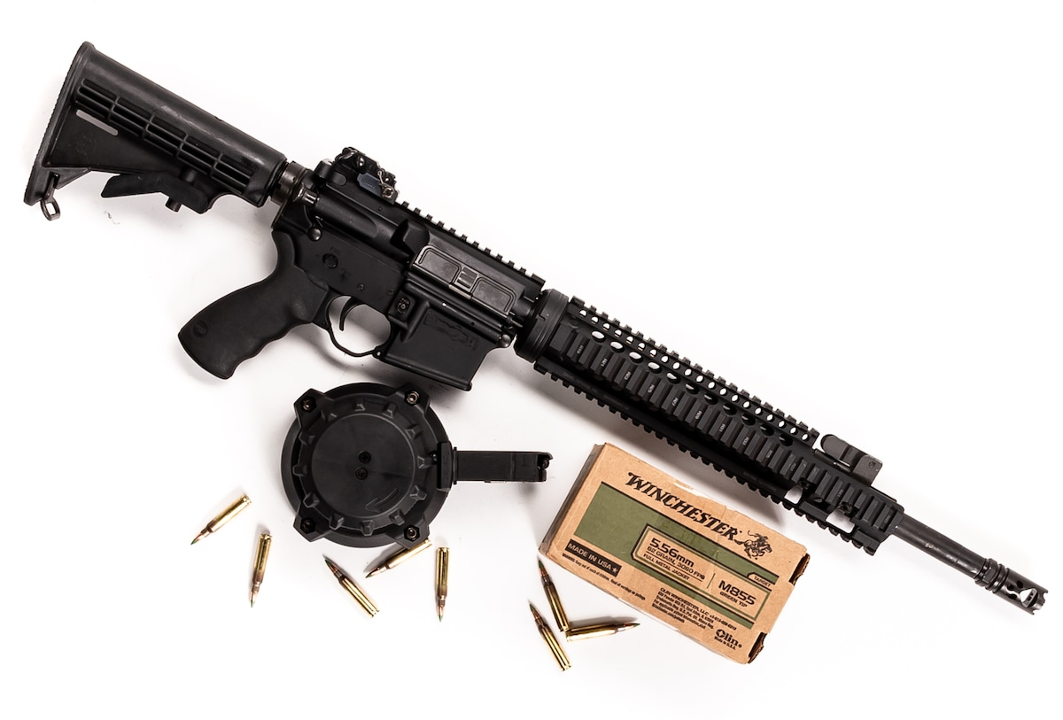 ROCK RIVER ARMS LAR-15 PACKAGE