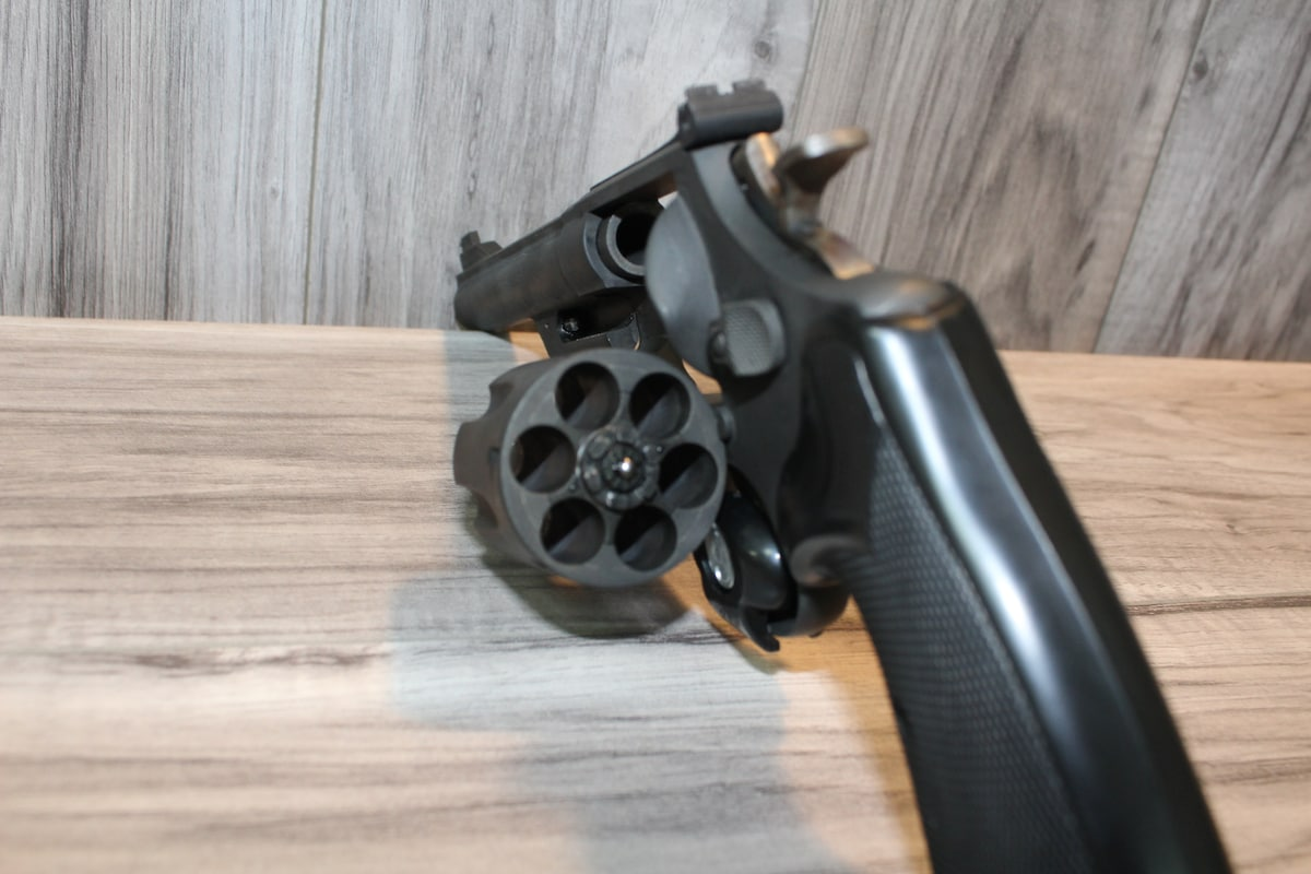 SMITH & WESSON 25-2 MODEL 1955