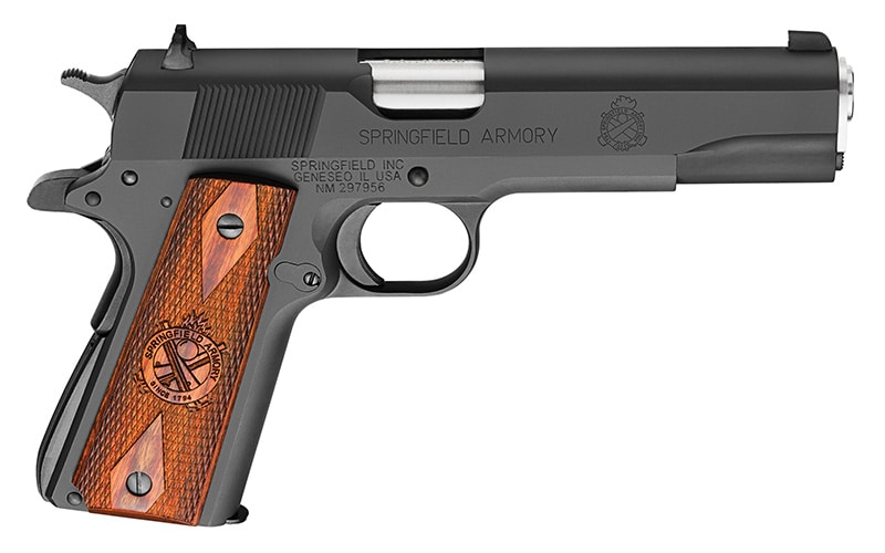 SPRINGFIELD ARMORY 1911 DEFENDER MIL-SPEC