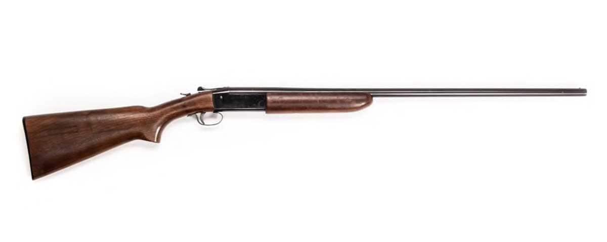 Winchester 37  turkey hunting single shot