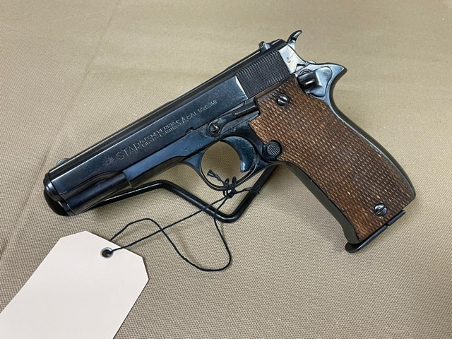 STAR SPORTING ARMS STAR 380