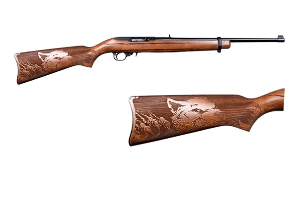 Ruger 10/22 Wolf