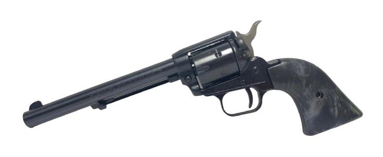 HERITAGE ARMS ROUGH RIDER RR22B6BLKPRL