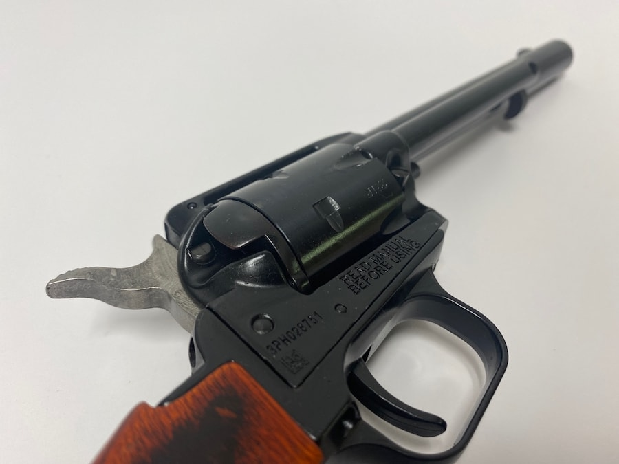 HERITAGE ARMS ROUGH RIDER RR22MB6