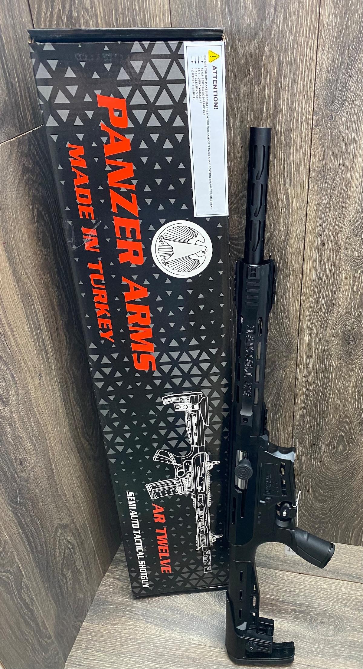 PANZER ARMS AR-12