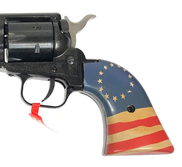 HERITAGE ARMS ROUGH RIDER BETSY ROSS