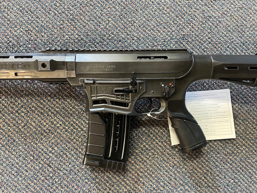 PANZER ARMS AR-12 Distressed Fume CRA