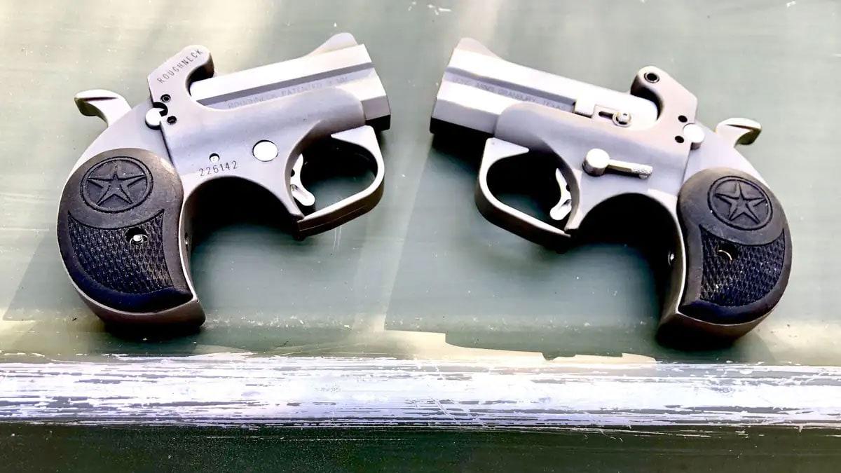 Bond Arms Roughneck & Rowdy Derringers