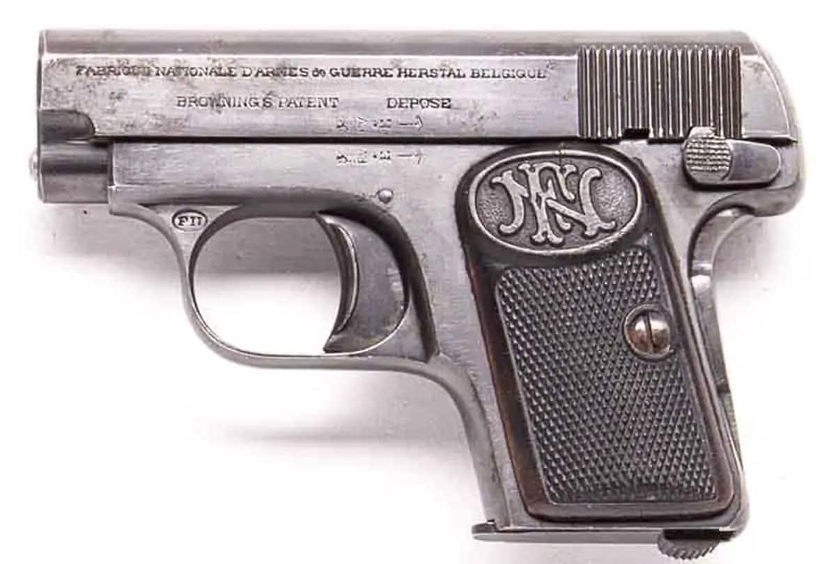 FN 1905/06 Pistol